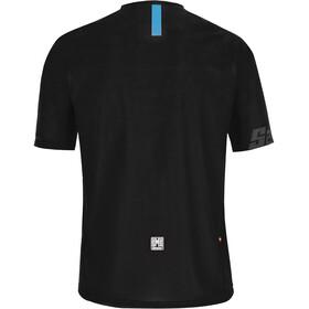 Santini Sasso MTB S/S Jersey Men black/turquoise